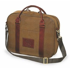 Attache Bag (Sueded Pebblegrain)