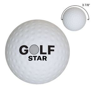 Golf Ball Shape Stress Reliever
