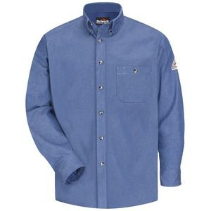 Bulwark® Men's 7 Oz. Denim Dress Shirt